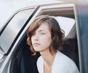 girl, blue eyes, and photography image