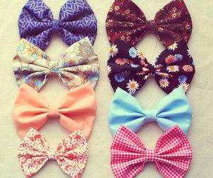 bows and fashion image
