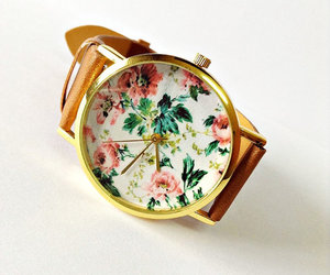 style, watch, and fashion image