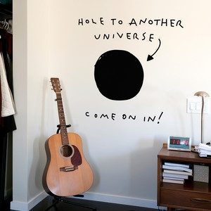 Hole To Another Universe Wall Art Picture Image