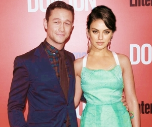 Joseph Gordon-Levitt and Mila Kunis image