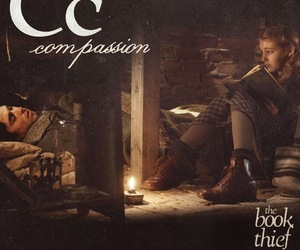 book, compassion, and the book thief image