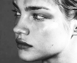 Natalia Vodianova and model image