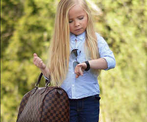 Louis Vuitton and style image
