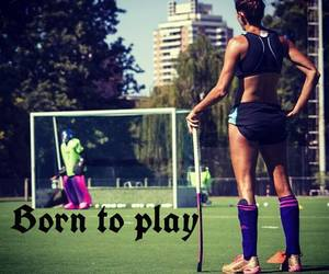 game, hockey, and play image