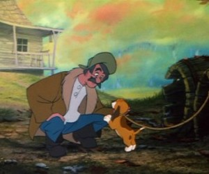 cuties, disney, and the fox and the hound image