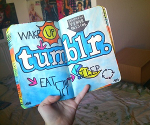 tumblr, wreck this journal, and quality image