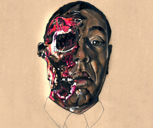 breaking bad, cool, and gus fring image