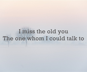 hurt, i miss you, and missing you image