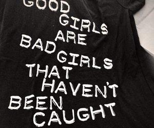 5sos, bad girls, and good girls image