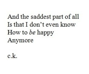 sad, quote, and depressed image
