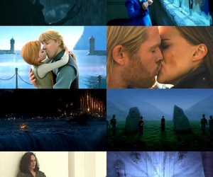 anna, frozen, and thor image
