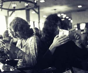 jimmy page, robert plant, and led zeppelin image
