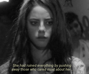 Effy and quote image