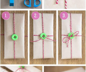 diy, gift, and tutorial image