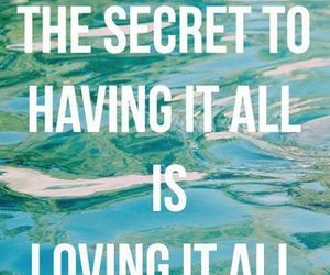 quote, love, and secret image