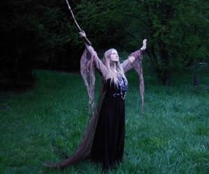 medieval, viking, and wicca image