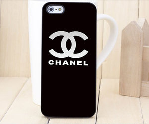 Collage, iphone case, and chanel color image