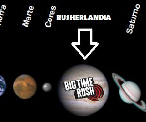 big time rush, btr, and rushers image