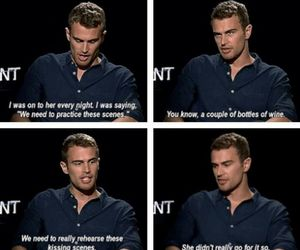 handsome, insurgent, and sheo image