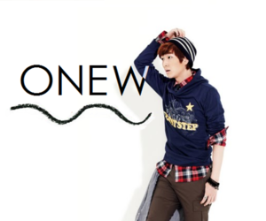 handsome, lee jin ki, and leader onew image