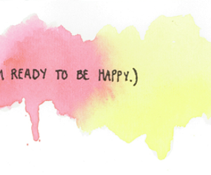 happy, happiness, and ready image