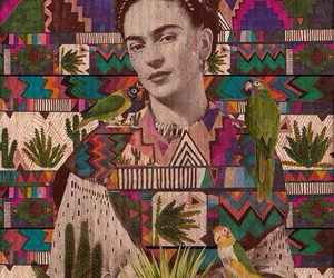 Frida, mexico, and frida kahlo image