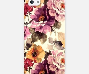 case and flowers image