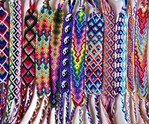 bracelet and colors image