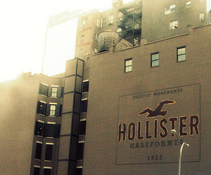 new york city, hollister co, and hollister co. image