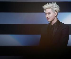 leader, kjm, and kim joon myeon image