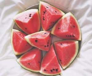 watermelon and summer food image