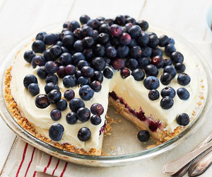 blueberry, cake, and dessert image