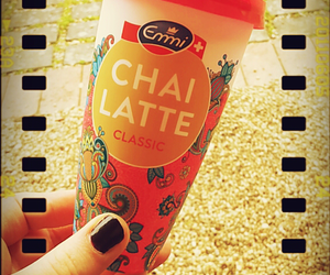 *-*, yummy, and chai image