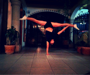 gymnastic, hands, and loveit image