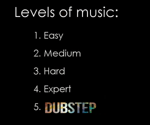 dubstep, levels, and music image