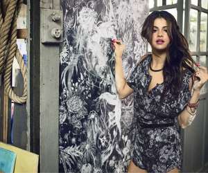 gomez, selly, and selena image
