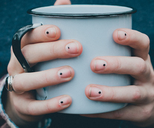 coffee, grunge, and hands image