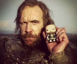 doll, the hound, and game of thrones image