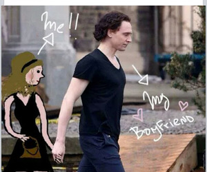 gentleman, loki, and tom hiddleston image
