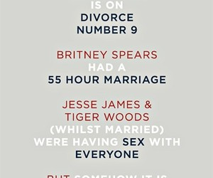 britney spears, charlie sheen, and divorce image