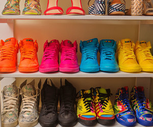 fashion, refinery29, and sneakers image