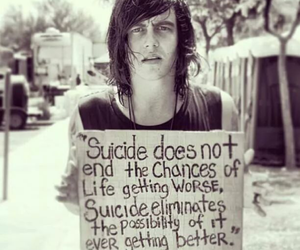 kellin quinn, suicide, and sleeping with sirens image