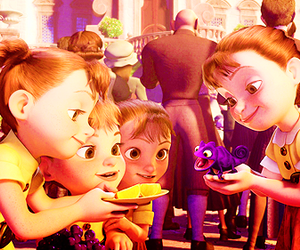 disney, tangled, and lovely image