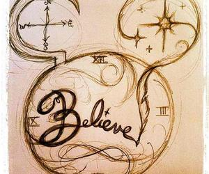 believe and disney image