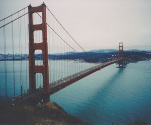 beautiful, bridge, and sea image