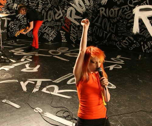 riot!, hayleywilliams, and parawhore image