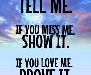 <3, Prove it, and quotes image