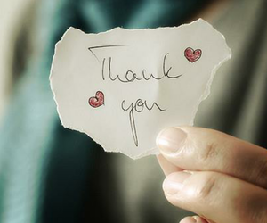 thank and you image