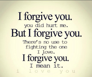 forgiveness, quotes, and girl image